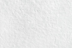 Paper texture. White paper sheet. Royalty Free Stock Photography