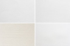Paper textures Royalty Free Stock Images