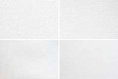 Paper textures Royalty Free Stock Photos
