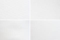 Paper textures Royalty Free Stock Photos