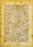 paper texturtappning Royaltyfri Foto