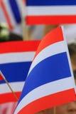 paper thai för flagga Arkivbilder