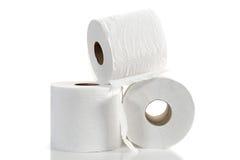 paper toalett Arkivbilder