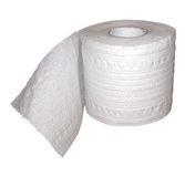 paper toalett royaltyfri foto