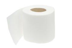 paper toalett Arkivfoton