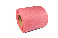 paper toaletten Royaltyfri Bild
