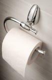paper toaletten Arkivbilder