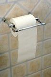 paper toaletten arkivfoton