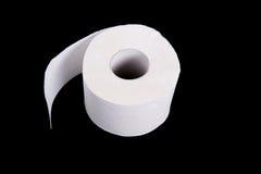 paper toilette Arkivbilder