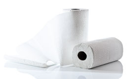 Paper towel Royalty Free Stock Photography