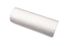 Paper towel roll Stock Images