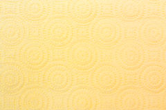 Paper towel texture Stock Photography