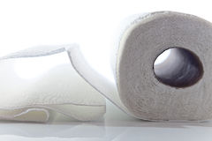 Paper towel Royalty Free Stock Photo