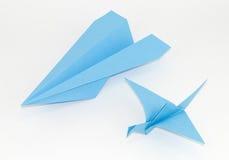 Paper toys Stock Photo
