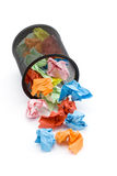 Paper trash Stock Photos
