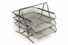 Paper tray Royalty Free Stock Images