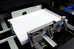 2 paper tray Стоковые Фотографии RF