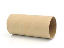 Paper tube Stock Images
