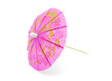 Paper umbrella Stock Photo