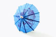 Paper Umbrella. Close up of a smal paper umbrella royalty free stock photo