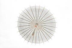 Paper umbrella. Stock Images
