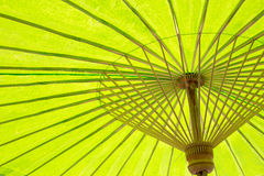 Paper umbrellas , in Chiang Mai , Thailand Stock Photography