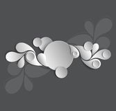 Paper vector background Stock Photo