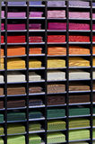 Paper-wall in different colors Royalty Free Stock Images