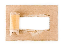 Paper. On a white background royalty free stock image
