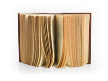 Paper wisdom. Bunch of old books , legal books , law books Stock Photos