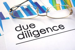 Free Paper With Words Due Diligence Royalty Free Stock Photo - 77796915