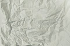 Paper. The wrinkles in texture of paper Royalty Free Stock Images