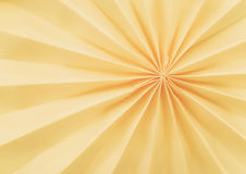 Paper yellow background Royalty Free Stock Photography