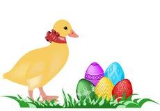 Papera di Pasqua illustrazione di stock