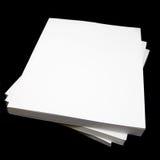 Paperback Books Stock Photo