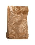 Paperbag with path Royalty Free Stock Photo