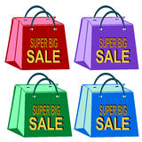 Paperbag Royalty Free Stock Photography