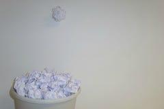 Paperball-Farbe Stockbilder