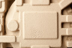 Paperboard mold pattern Royalty Free Stock Photography