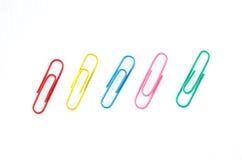 paperclip Obrazy Stock