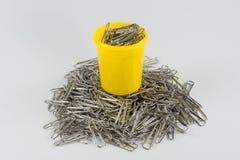 paperclip Стоковые Изображения RF
