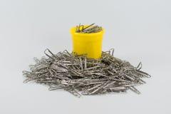 paperclip Στοκ Εικόνες