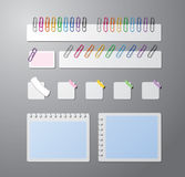 Paperclip Royalty Free Stock Images