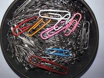 paperclip Стоковое Изображение RF
