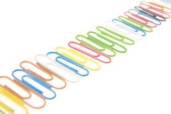 Paperclip Royalty Free Stock Image