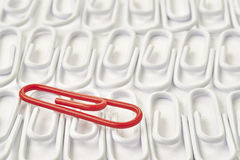 Paperclip Stock Photography