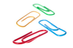 Paperclip Multi Colors