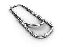 PaperClip2 Royalty Free Stock Photography