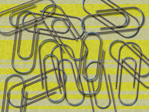 Paperclips Stock Images