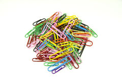 Paperclips Immagine Stock